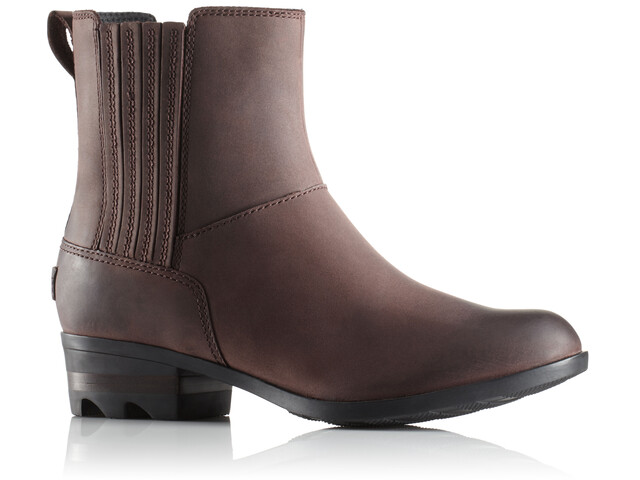 Sorel Lolla Chelsea Boots Women Cattail/Black